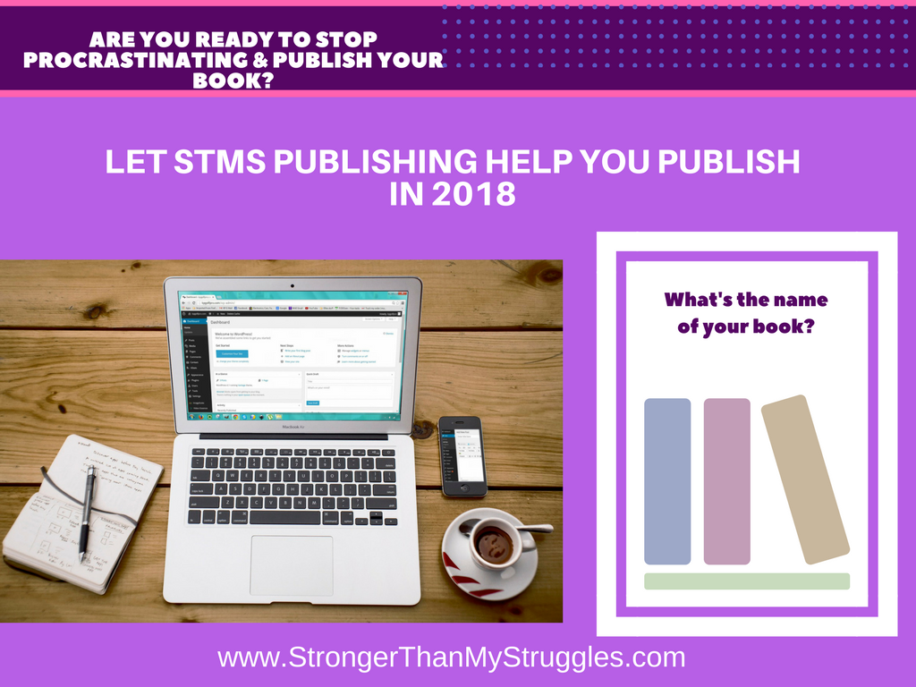 Melony Hill of STMS Publishing