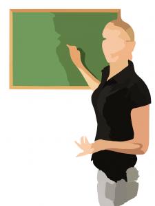 teaching dialog