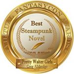 Greg Alldredge Best Steampunk Award