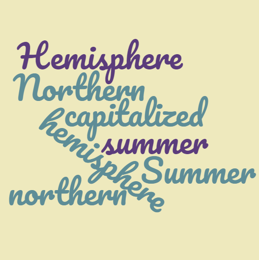 Summer in the North: To Capitalize or Not?