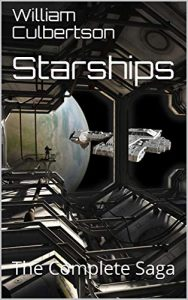 Cover of Starships by William Culbertson